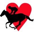 Hearts Racing Logo